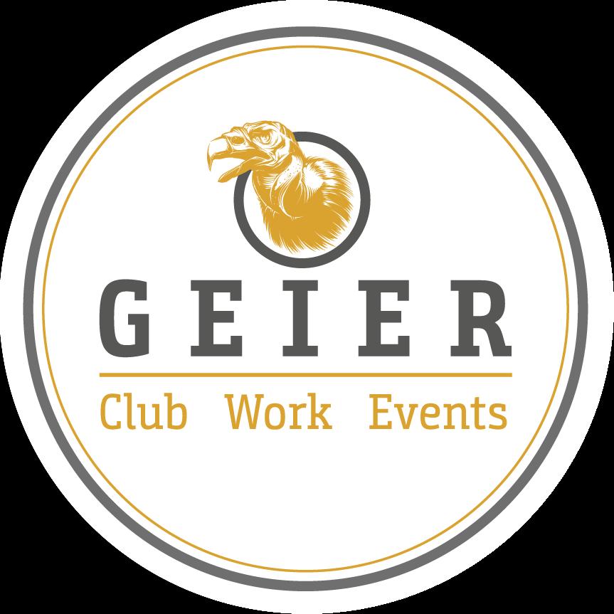 Der Geier – Club. Work. Events.